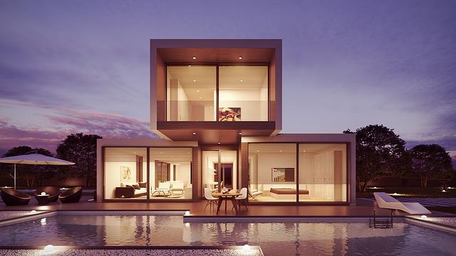kostkový dům