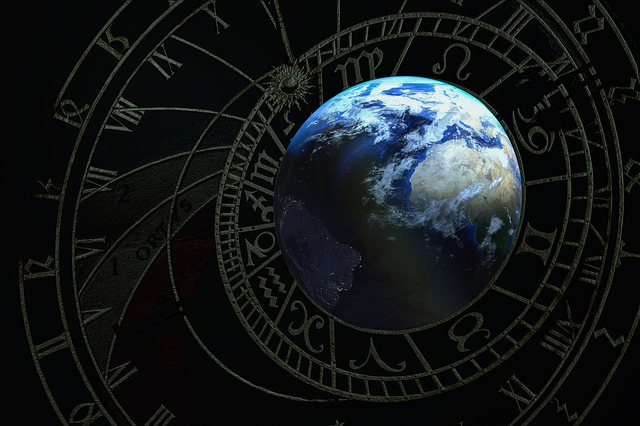Země v horoskopu