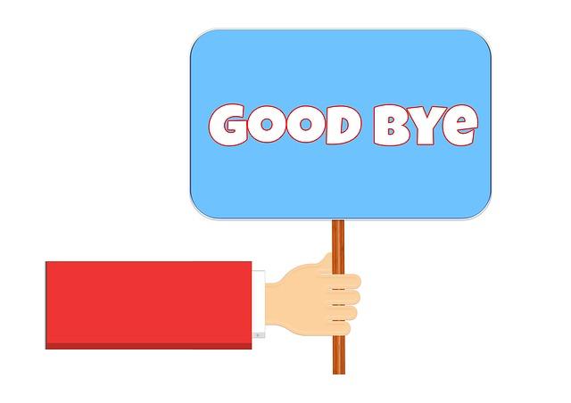 znamení sbohem